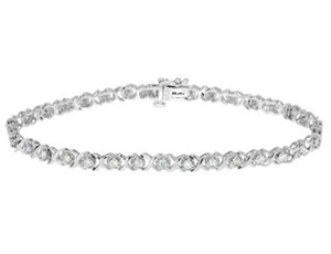 Picture of Diamond Tennis Bracelet